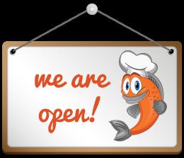Brilliant Food is open
