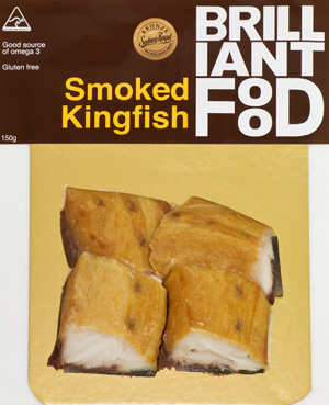 Smoked Kingfish 150g