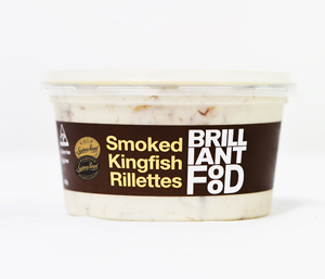 Smoked Kingfish Rillettes 200g