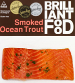 Smoked Ocean Trout (portion)